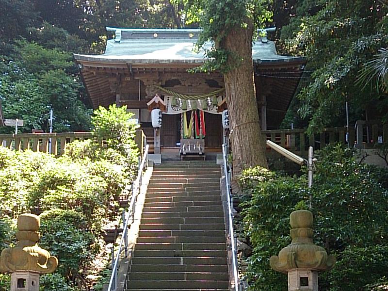 女性に優しい神様!横須賀パワースポット(走水神社など)