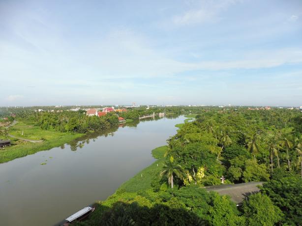 [タイ]グルメとスピのコアな女子旅