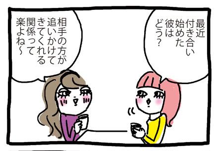 恋は、惚れられた方が楽!?(子供おばさん①②)