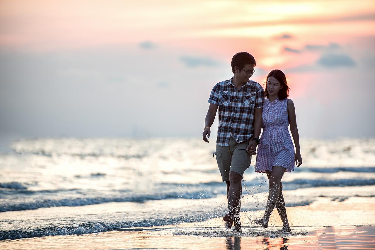 結婚前には、恋人と長期旅行をすべし!