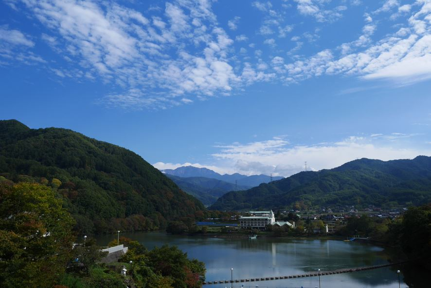 女一人旅にオススメのパワースポットホテル(長野県伊那市高遠町)
