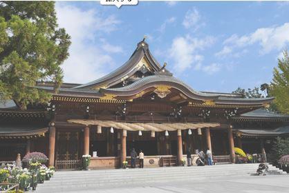 引越しするときにオススメの八方除の神社(寒川神社)