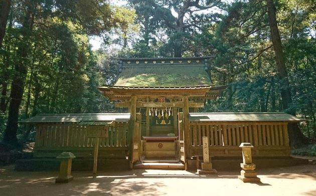恋も仕事も開運するスポット(鹿島神宮)