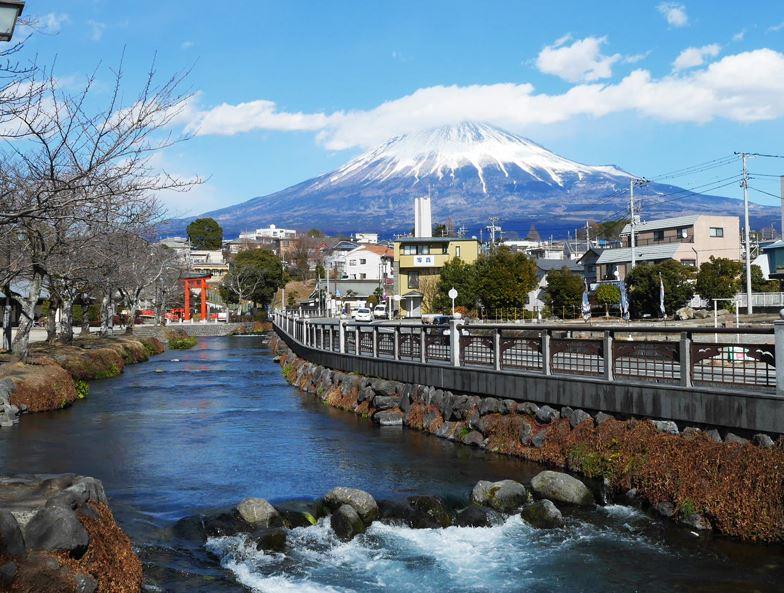 富士山パワーで恋愛運UP!(浅間大社・三島大社)