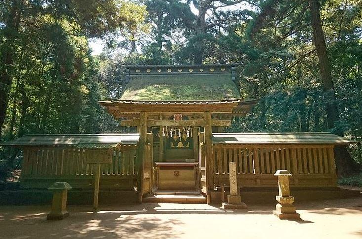 恋も仕事も開運するパワースポット(鹿島神宮)