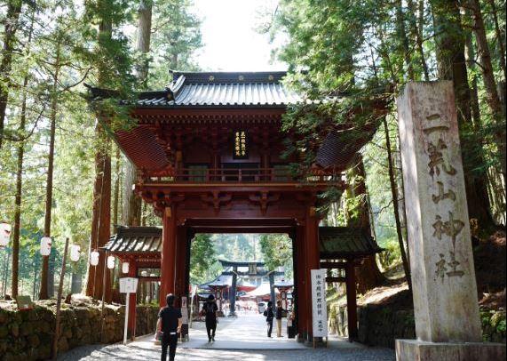 日光の縁結びパワースポット(日光二荒山神社)