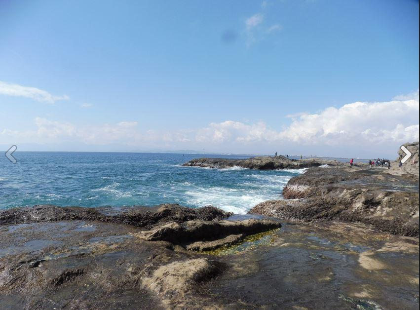 江ノ島パワースポットの旅(江島神社)