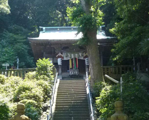 横須賀パワースポット(走水神社・東&西叶神社)