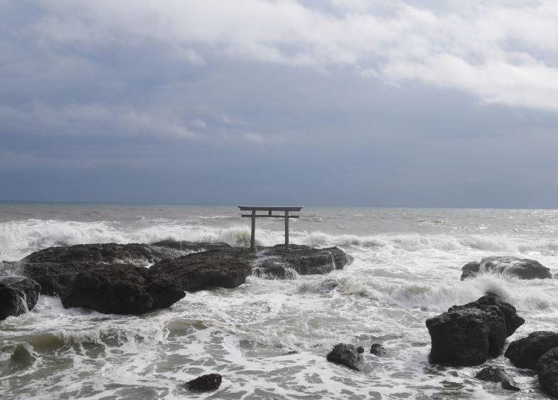 大黒様&恵比寿様がご降臨したパワースポット(大洗磯前神社・酒列磯前神社)